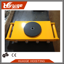 CRA-16 Cargo Transport Trolley/Rigger Skate/Roller Skid for Machinery Moving