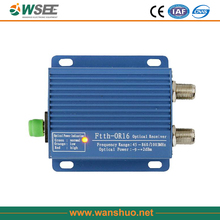 Micro mini node optical for 1550nm FTTH CATV Net