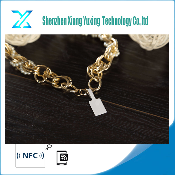 I CODE SLI Ntag213 NFC Diamond tag NFC necklace tag