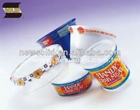 PVC Heat Shrinkable Preform Bands for Food Containers