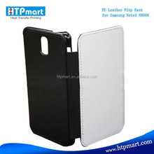 High Quality Sublimation Leather Case for Samsung Note 3 of Good Price