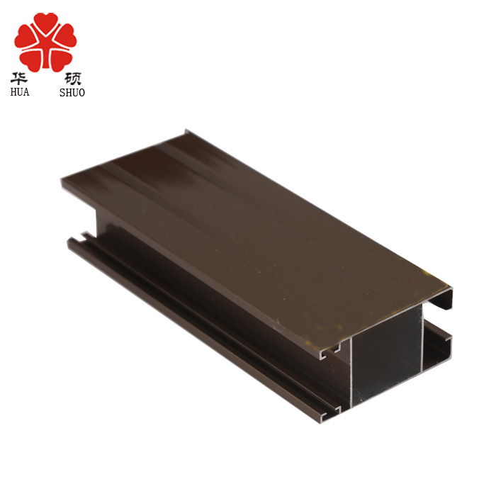 aluminium extrusions for truck body profile with high quality