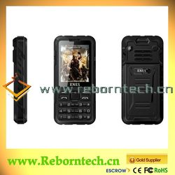 2.4 inch X6 Waterproof small size mobile phones