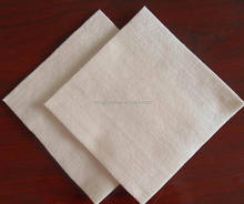 hard and thick 100% white wool felt