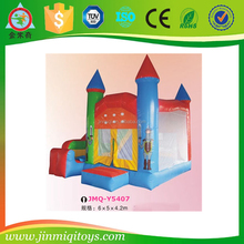 Customizable Cheap Inflatable house Inflatable with super slide for Sale