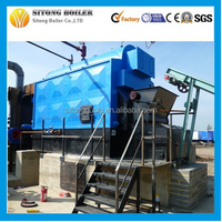 China Famous Brand 3.5 ton 5ton 8ton coal fired petrochemical industry coal steam boiler