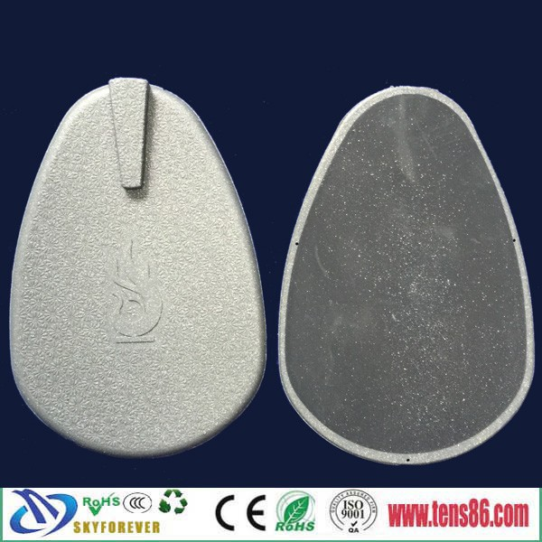 Tens electrode pad silicon pads