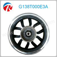 scooter aluminum 13 inch alloy wheel