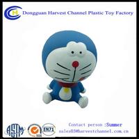 Plastic material cute Pokonyan bobble head toy