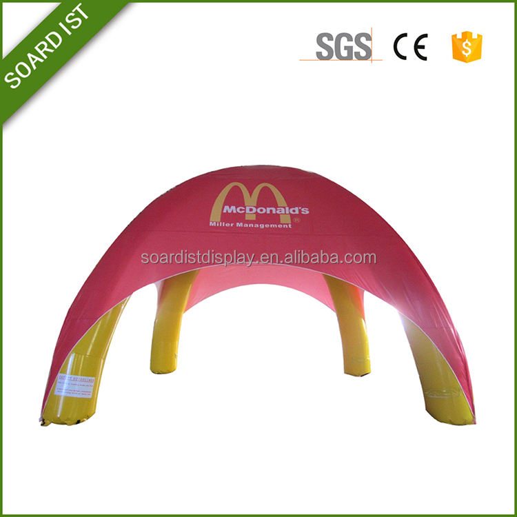 wedding advertising inflatable tent in white free shipping