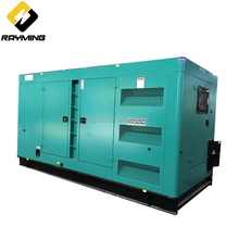 portable super silent diesel generator 100kva 80kw soundproof generator for home use