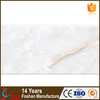Unique Mirror Bevel-Glossy Finish ceramic glazed tile made in China manufacturer for Bathroom