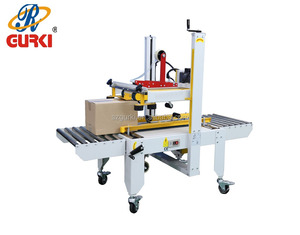 Reliable and Good case box carton sealer taper
