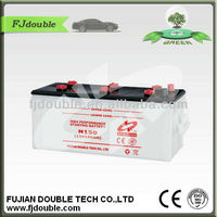 JIS standard dry auto car battery
