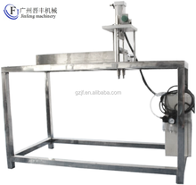Guangzhou Jinfeng commercial soap base cutting machine/ellipse soap block cutter/soap bar cutting machine