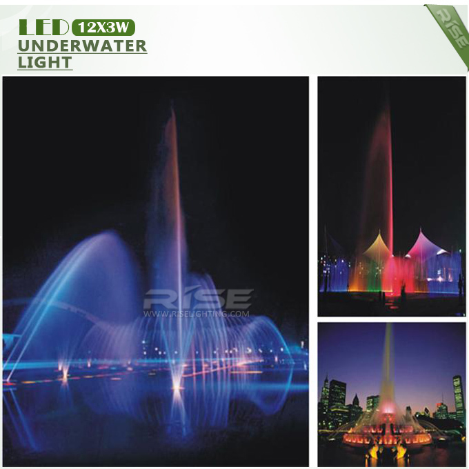 316 Stainless Steel Low Voltage Fountain Underwater Light Buy Underwater Led Fountain Lights
