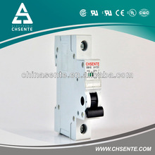 XMMH8 High Breaking Capacity power isolator switch Mcb With 1p 2p 3p 4p