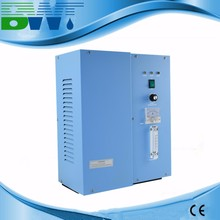 industrial cooling water equipment 16g drinking water purification ozonator water sterilization machine