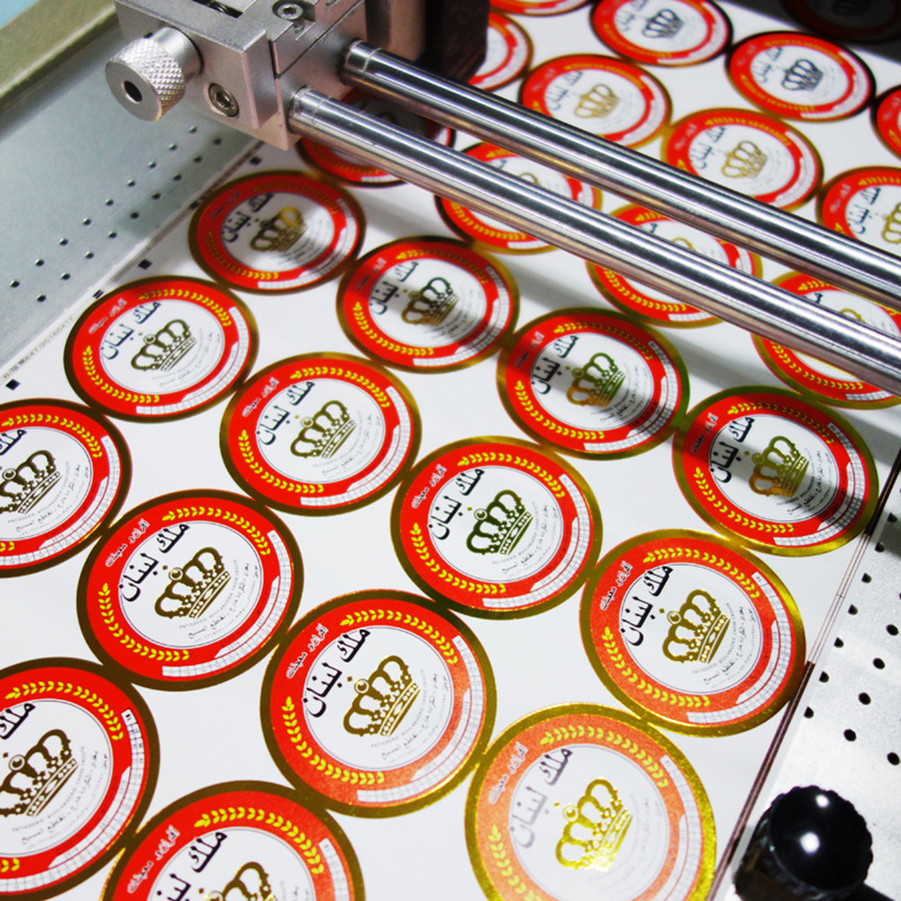 Customized stickers printing