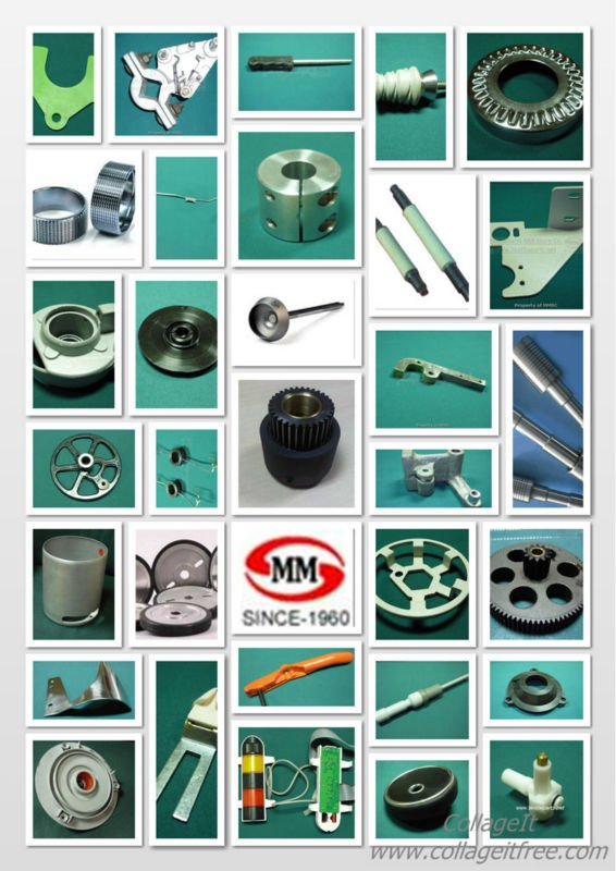 Textile Spinning Machinery Spare Parts