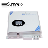 3kva 5kva MPPT pure sine wave off grid solar panel inverter with battery charger