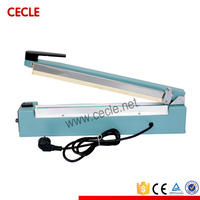 CE approved new style plastic bag sealing machine by hand