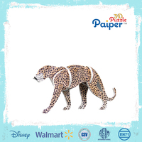 Leopard 3d puzzle educational toys for children