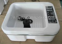 detox machine foot spa with vibration for foot massage and heating function to keep water warm relieve stress