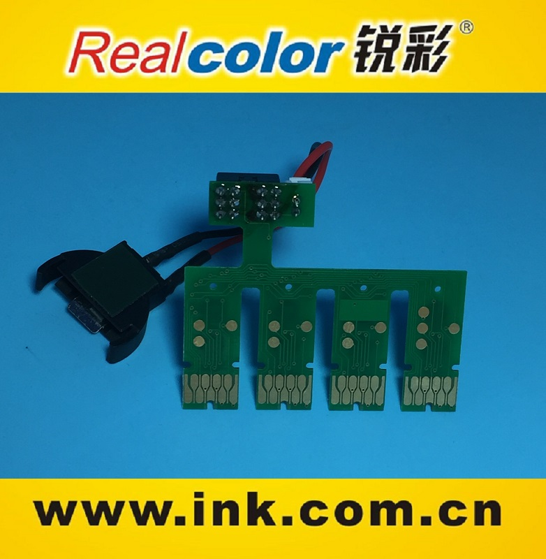 new arrival printer auto reset chip for Epson workforce wf-2630