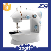 ZOGIFT Manufacturers purchasing agent mini electric sewing machines with embrodery needles