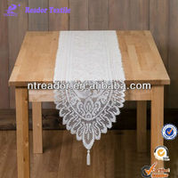 cheap beautiful lace table runner