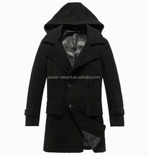 2014 Heavy Man Winter Jacket Formal Overcoat