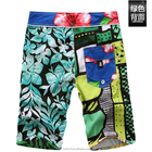 Designer Customized men 100% Polyester Woven Board Sublimation Printed Shorts