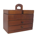 Fondle Admiringly Wooden Storage box