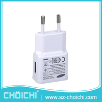 China factory 100% original mobile phone usb wall charger for samsung