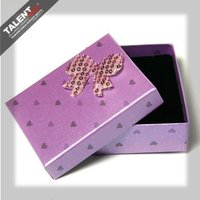 eco custom private beautiful design packing mini gift paper boxes