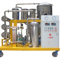 Used Cooking Oil Purifier / biodiesel oil filtration system / oil treatment