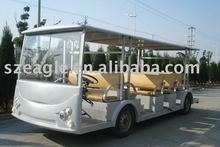 22 seats CE Approved electric shuttle train/BUS VEHICLE/MINI BUS