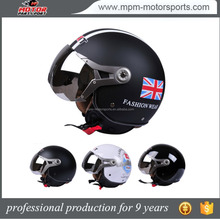 Smooth Surface Motorcycle/Scooter Helmet Dot Open Face