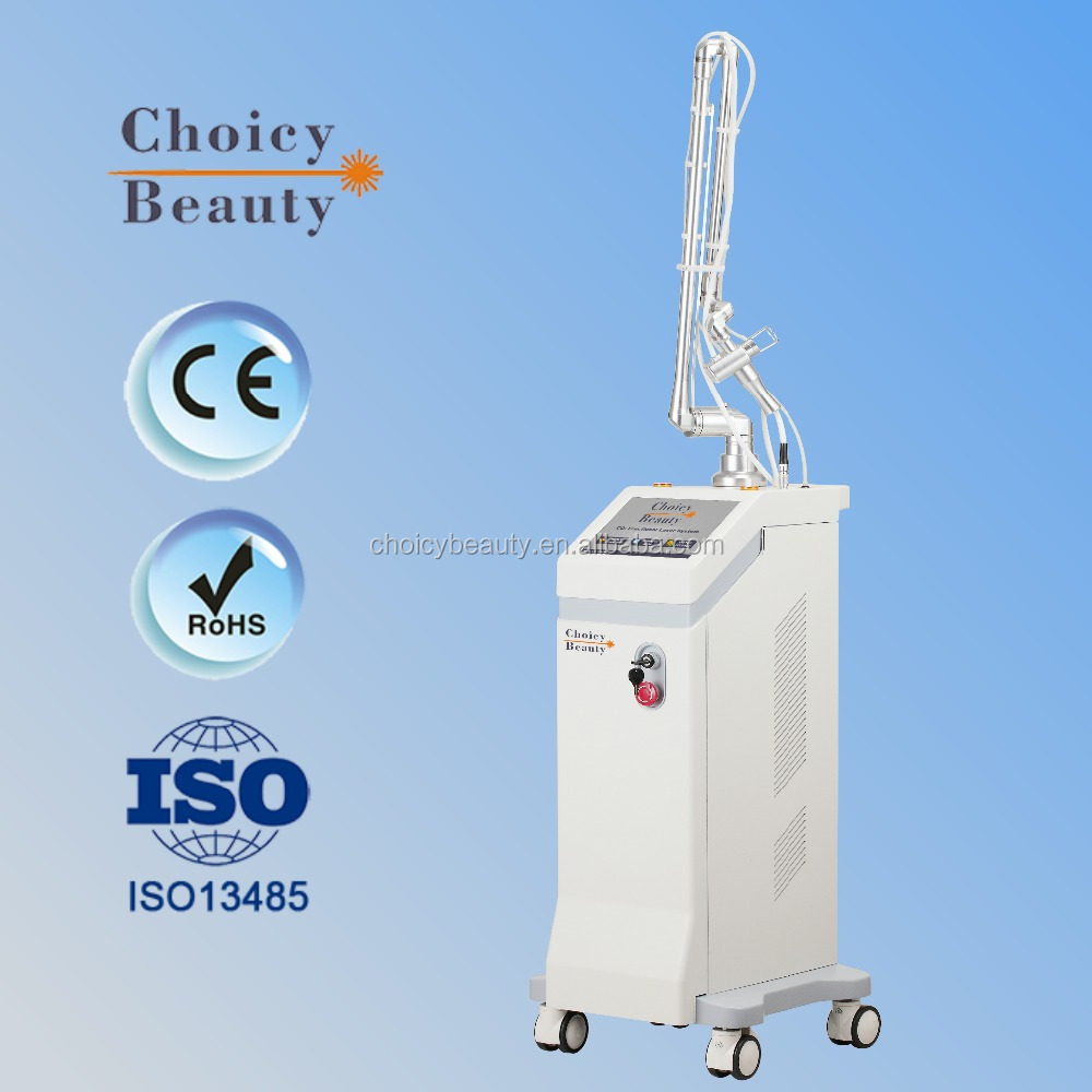 Multifunction co2 fractional forever beauty laser 30w co2 laser tube with articulated arm