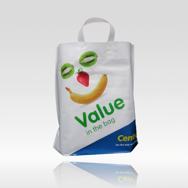 Flexi-Loop Handle Carrier Bag