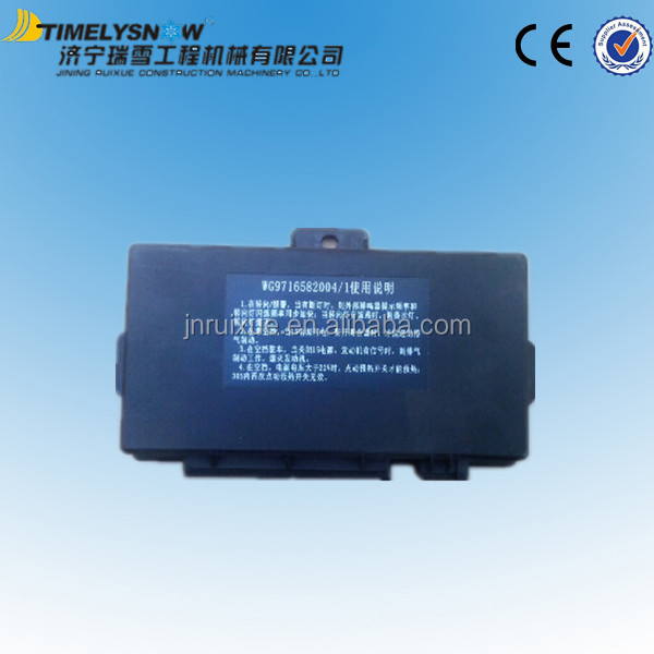 sinotruk howo truck parts WG9716582004 mini control unit