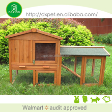 DXR036 Outdoor Rabbit Hutch (BV SGS TUV FSC)