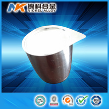 best price high purity platinum crucible 100 ml with cover