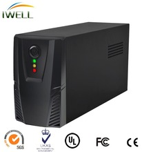 BSY series Home UPS with 12v inbuilt battery 500VA 300W Backup UPS