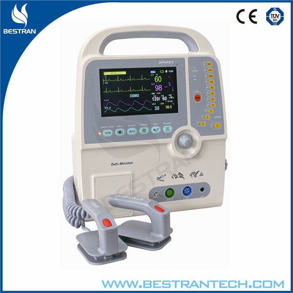 China BT-8000C best price placement of automatic external pacemaker defibrillator surgery aed pads