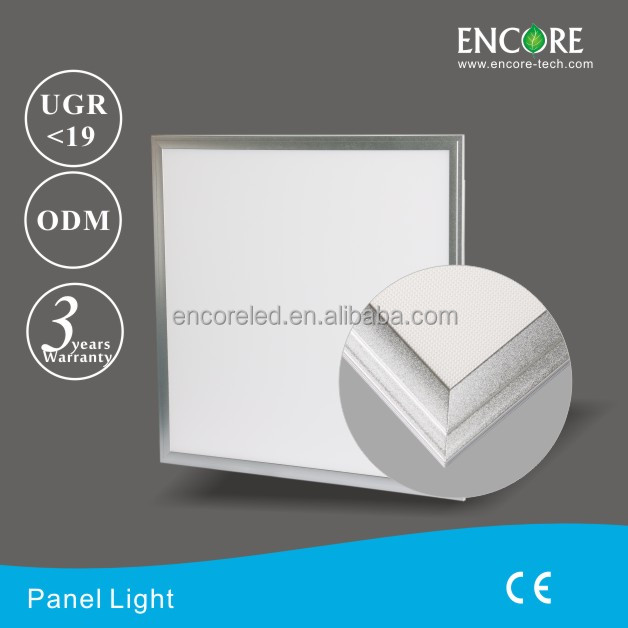 Hot!!! SMD3014 Dimmable 40W Surface Mounted 600x600mm LED Panel Down Light