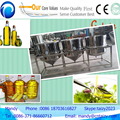 Factory pric high standard best sell palm kernel oil refining machine