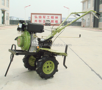 6-10HP mini tiller /rotary tiller /power tiller/mini reaper