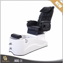 TS-1105 pipeless pedicure tub foot spa massage chair SPA-920 with CE certification